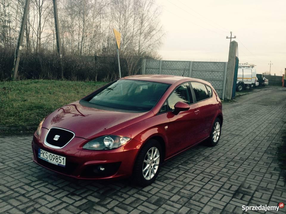 W superbly Seat Leon II Lift! 1.4 TSI Turbo! Kościan - Sprzedajemy.pl LB57