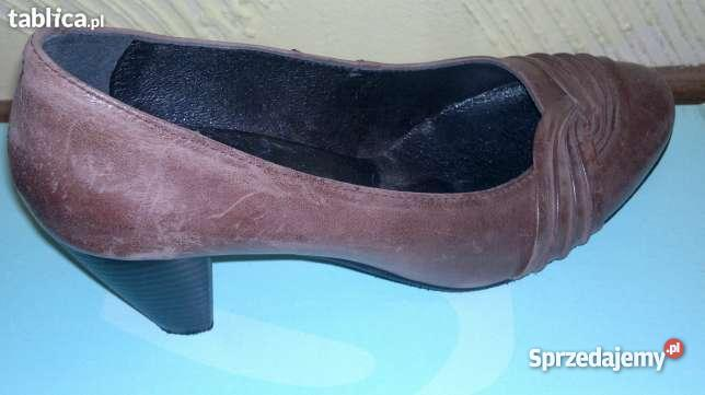b81e0863389fa buty damskie 35 brązowy/beżowy mazowieckie Warszawa