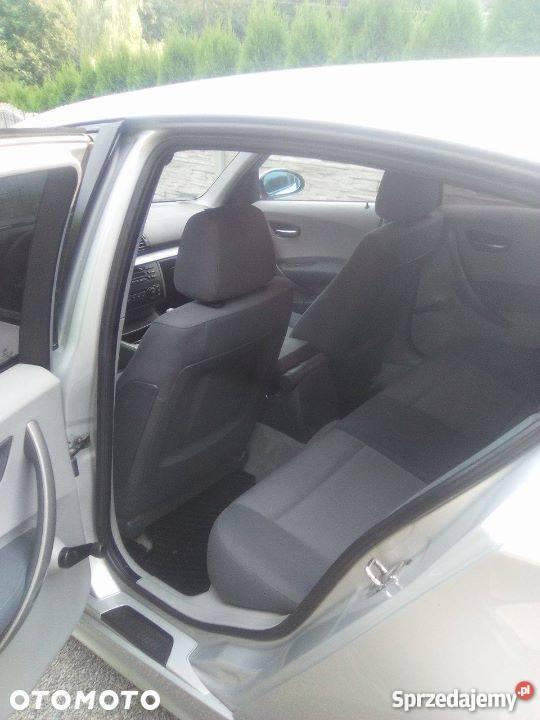 BMW E87 Serii II 20 Diessel przyciemniane szyby Kowalin