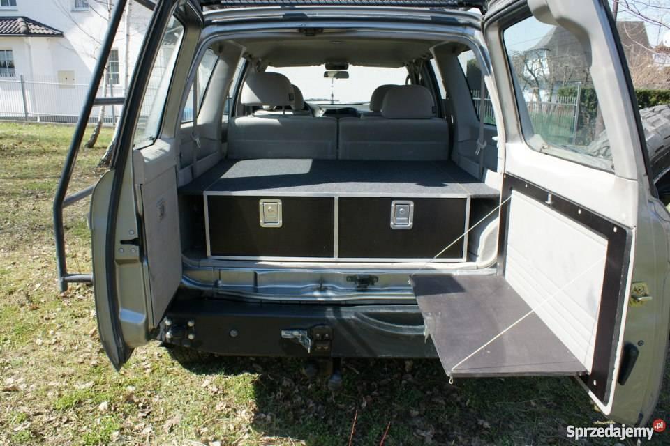 Zabudowa Nissan Patrol 61 Voucher Na Wyprawe 300zl