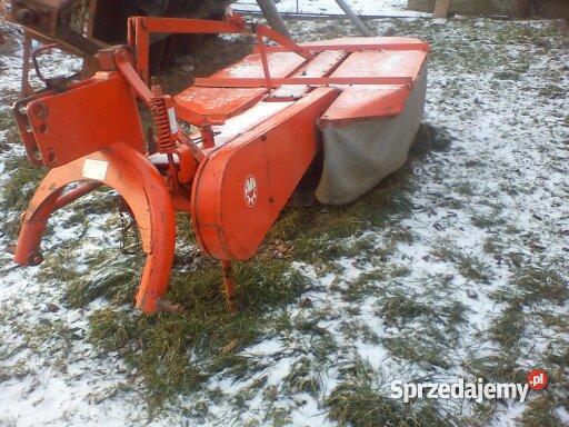 Kosiarka rotacyjna Maszyny rolnicze Moszczenica