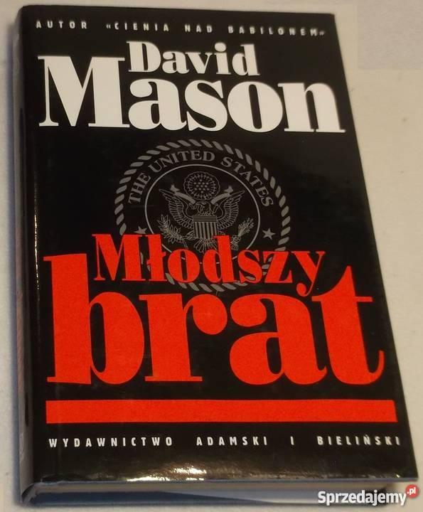 MŁODSZY BRAT MASON DAVID Proza i poezja Koszalin