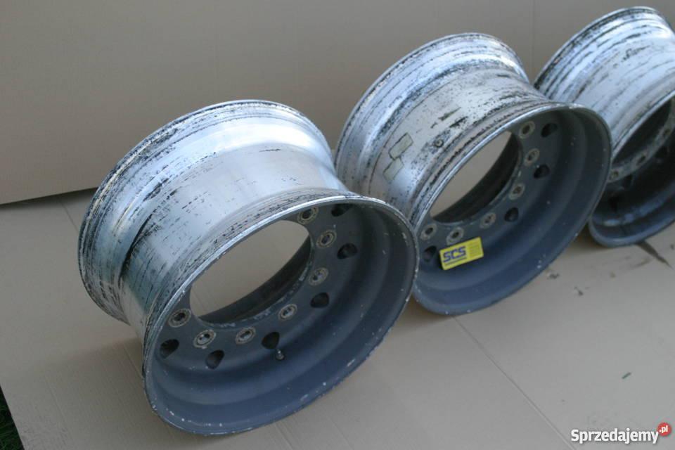 Felgi Aluminiowe Tir Naczepa 225 Bieleń Sprzedajemypl