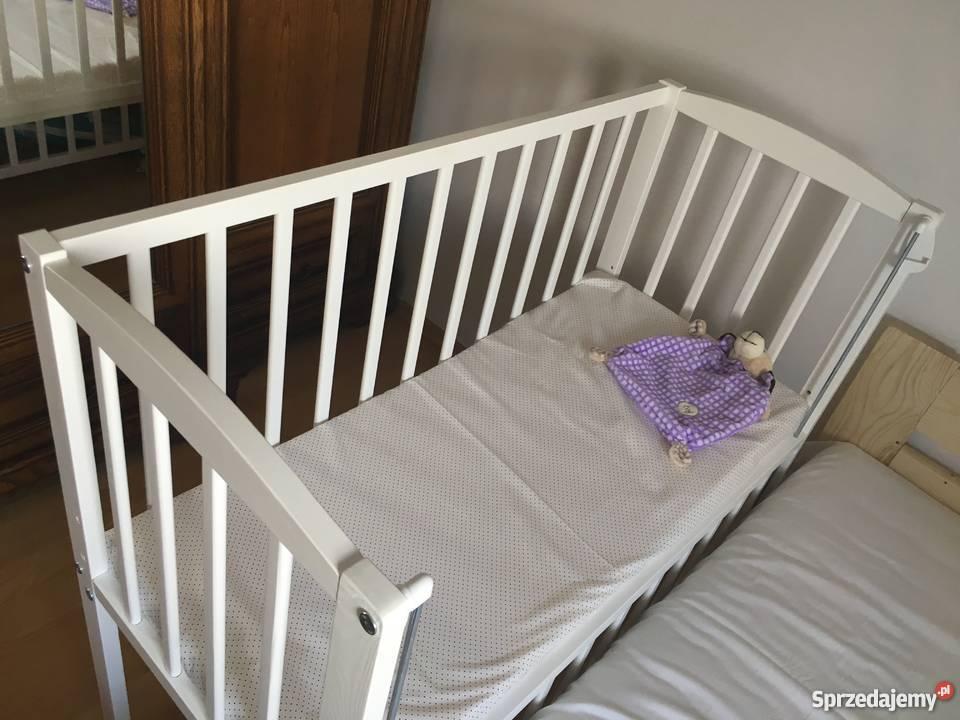Dostawka Do łóżkałóżeczko Dla Niemowlęcia Z Materacem