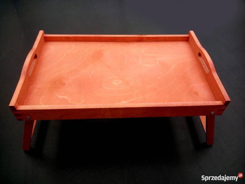 Stolik śniadaniowy Taca Do łóżka Pod Laptop Kolory