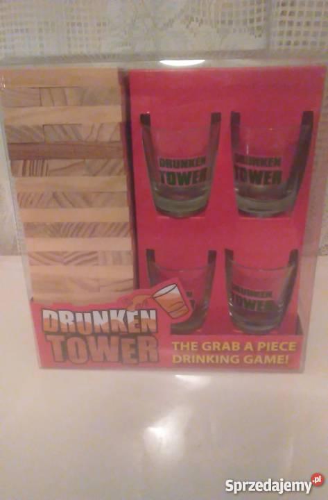 Gra imprezowa Tower Drunken