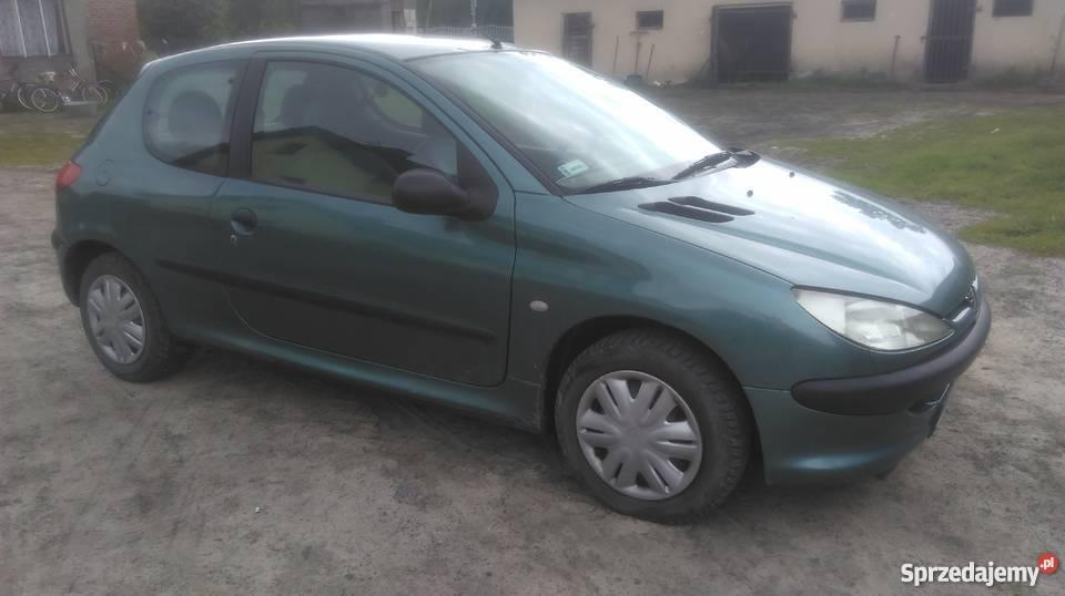 Sprzedam Peugeot 206 Mińsk Mazowiecki
