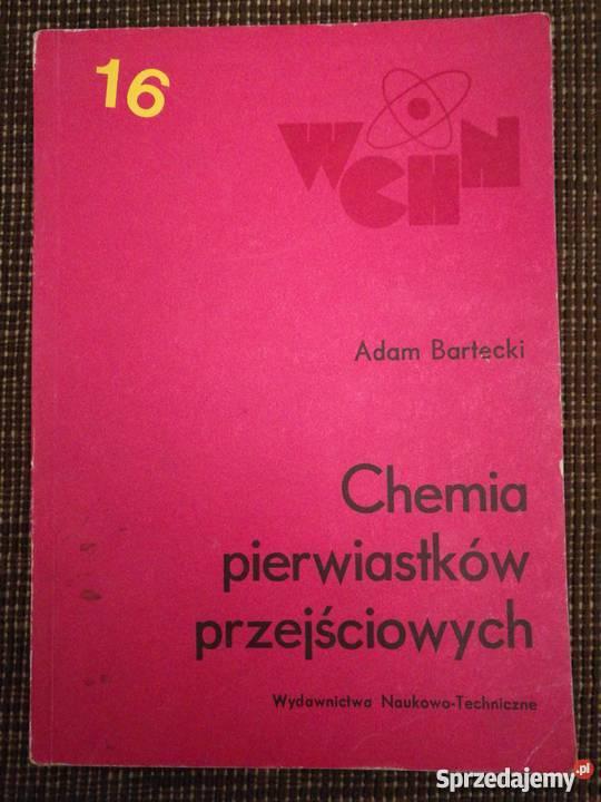 a bartecki chemia pierwiastków przejściowych pdf
