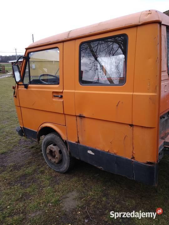 VW lt 2.4 d Na części.