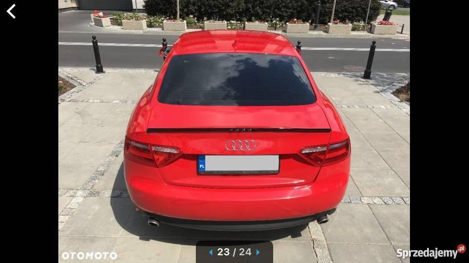 Audi A5 Sline Coupe Super Stan i wygląd Idealny wspomaganie kierownicy Warszawa sprzedam