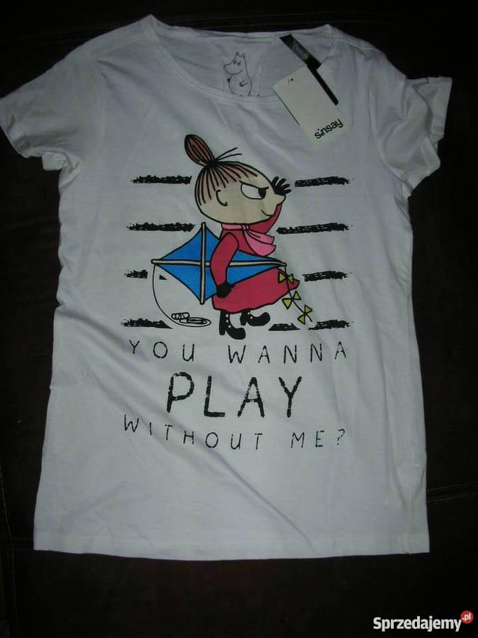 NOWA z metką Koszulka Tshirt Mała Mi Sinsay