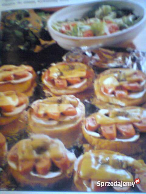 Kuchnia różne przepisy Szczecin sprzedam