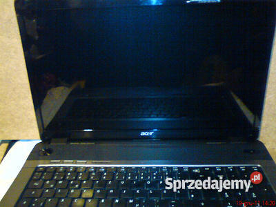 Acer 7540G524G50Mn w matrycy 173cala Laptopy i netbooki Bydgoszcz sprzedam