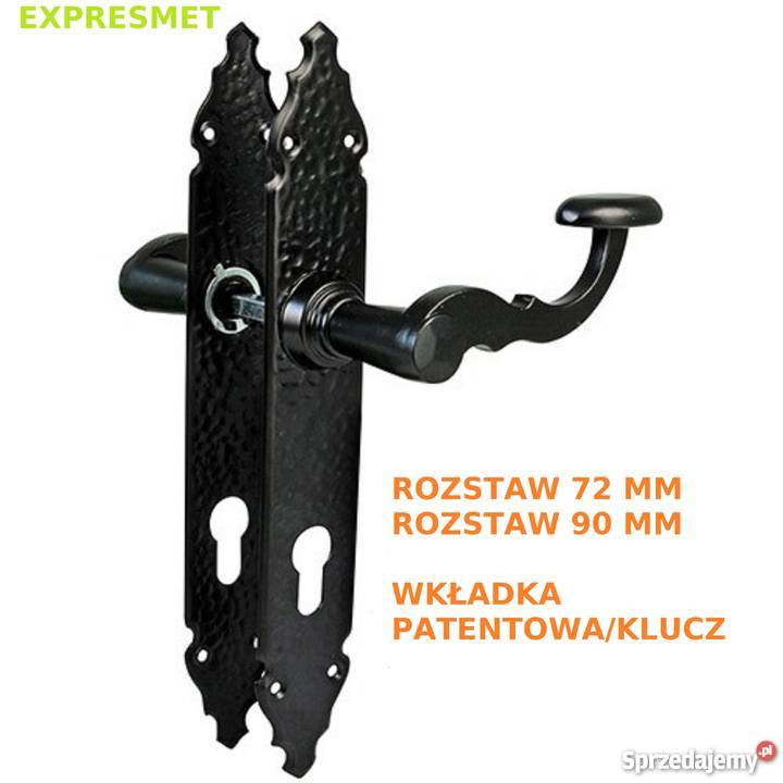 W superbly kute klamki do drzwi - Sprzedajemy.pl LL73