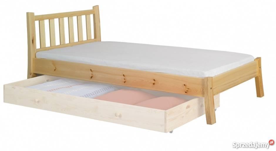 łóżko Sosnowe Retro 90x200 Meble Doktór