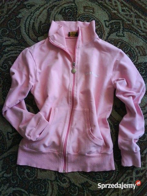 różowa bluza damska