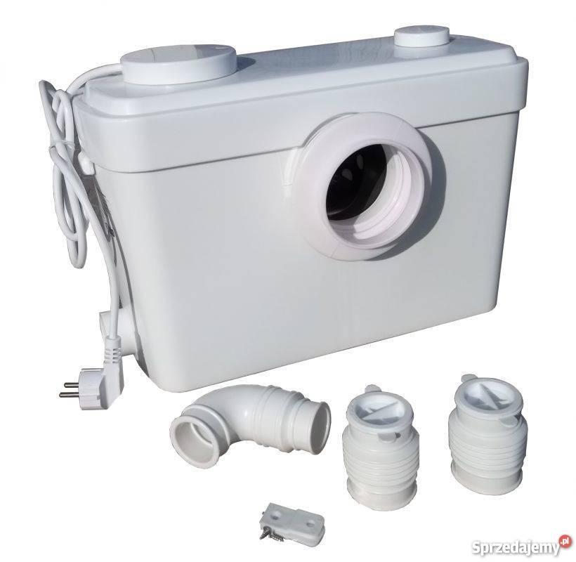 Sanibo 5 Pompa Sanitarna Rozdrabniacz łazienka Wc