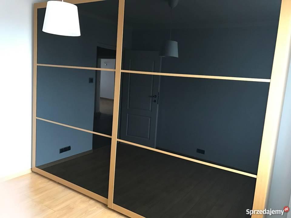 Szafa Z Drzwiami Przesuwnymi Ikea Pax Jak Nowa