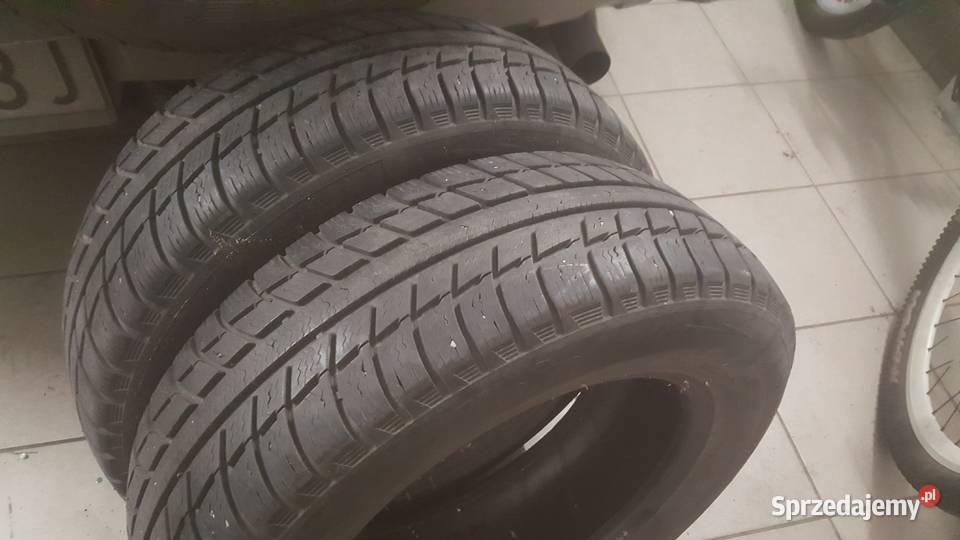 2 x opony zimowe Michelin 1956515