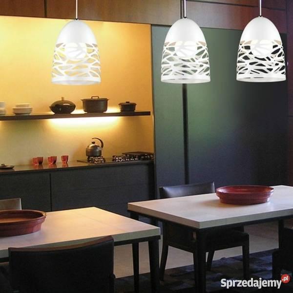 Nowoczesna Lampa Ażurowa Do Salonu I Kuchni Darmowa Dostawa