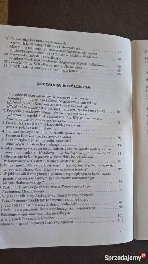 Ściaga BarokOświecenie Wrocław