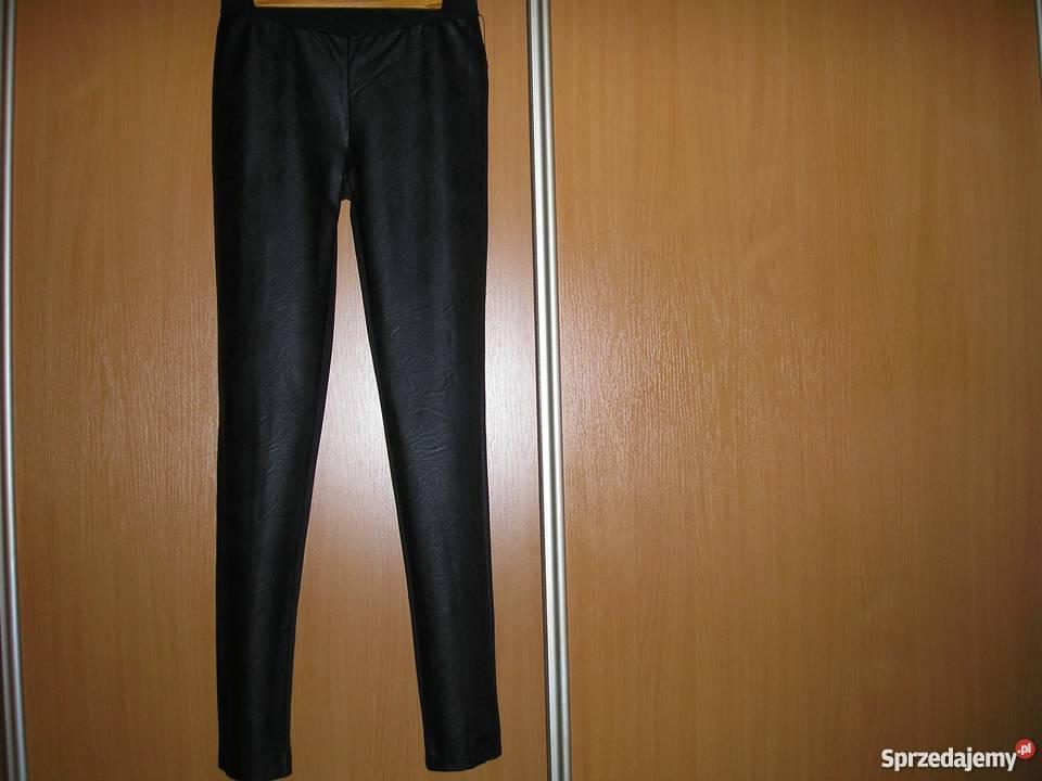 7b0961cebf45bd Spodnie eco skóra 40 Sinsay Słupsk - Sprzedajemy.pl