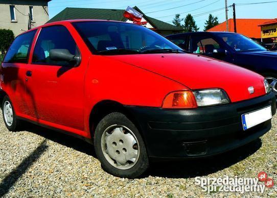 Fiat punto 11 1995r W całości na Części benzyna Ostrów Wielkopolski