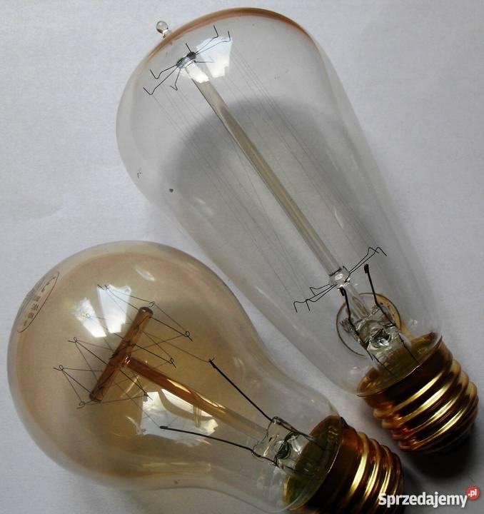 żarówka Dekoracyjna Retro Old Style Bulb Edisona