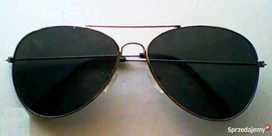 Okulary przeciwsłoneczne aviator - Nowe Chojnów - Sprzedajemy.pl e2a586a9d3b1