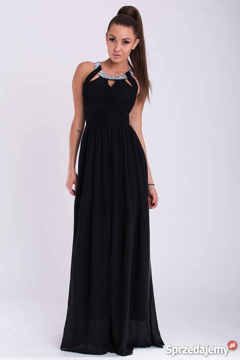 66b6730497 sukienka z cyrkoniami - Sprzedajemy.pl