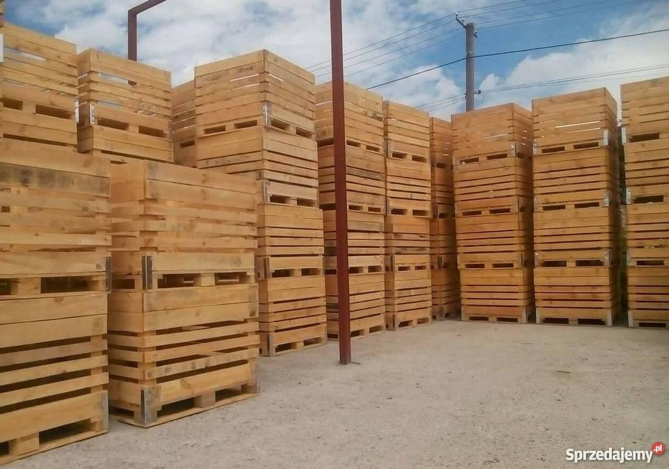 Drewniane Pudełka Na Owoce