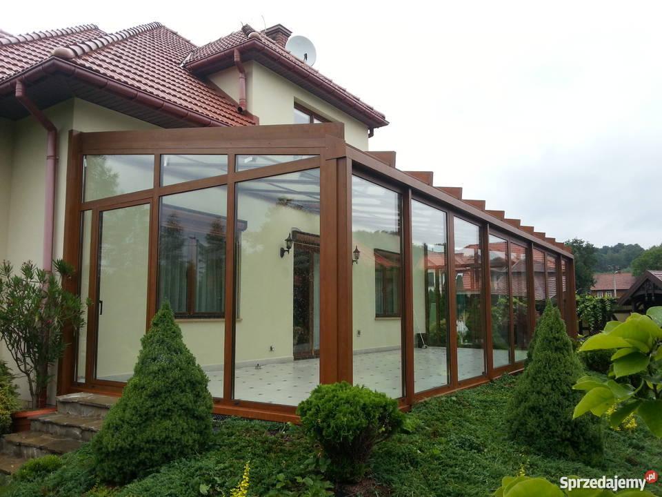 Ogród zimowy patio oranżeriia PRODUCENT małopolskie Nowy Sącz