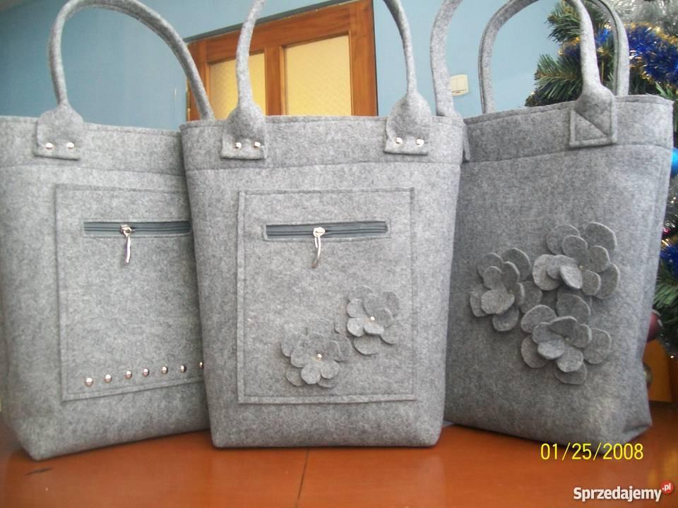 a44e378596f66 torby filcowe - Sprzedajemy.pl