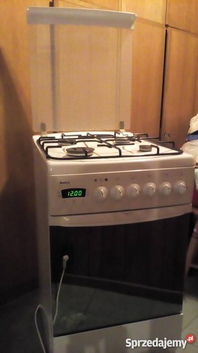 Amica Kuchnia Gazowo Elektryczna Programator