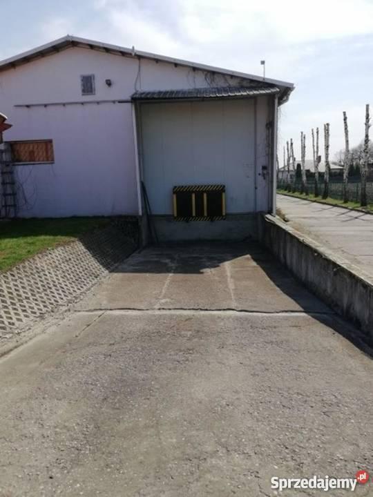 Hala - MAGAZYN - produkcja. 1500 m2 - LODZ - 1500 m2
