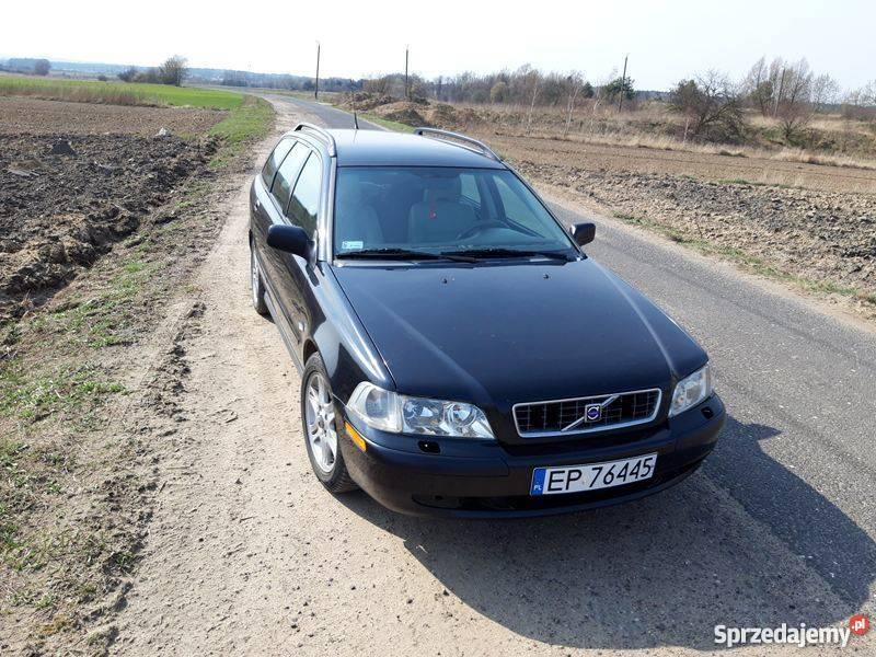 Volvo V40 Klima Diesel 1999 Pln Wola Krzysztoporska Sprzedajemypl
