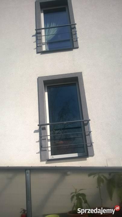 Stolarka Pcv Drzwi Tarasowe Nie Używane
