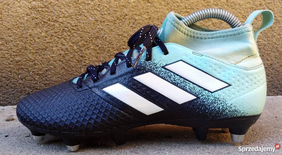 przybywa sklep w Wielkiej Brytanii wspaniały wygląd Adidas ace 17.3 SG SPORTOWE KORKI MĘSKIE 40 2/3