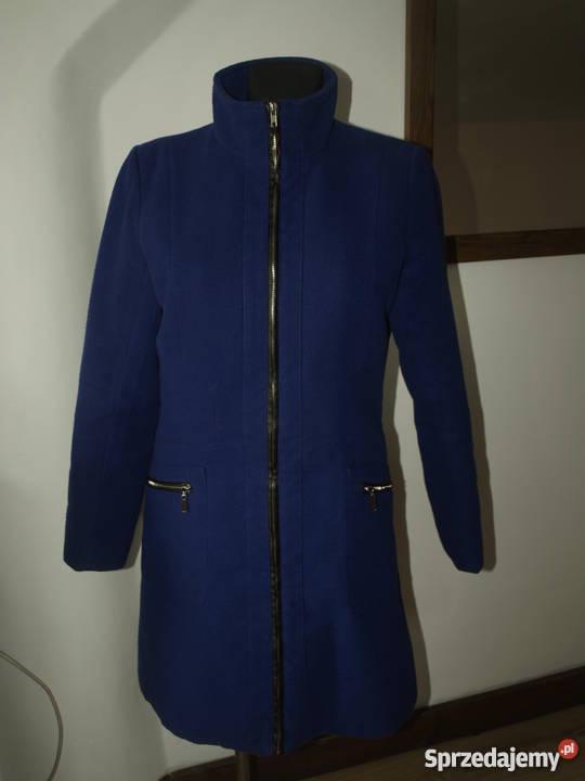 szafirowy płaszczyk na zamek Sosnowiec sprzedam