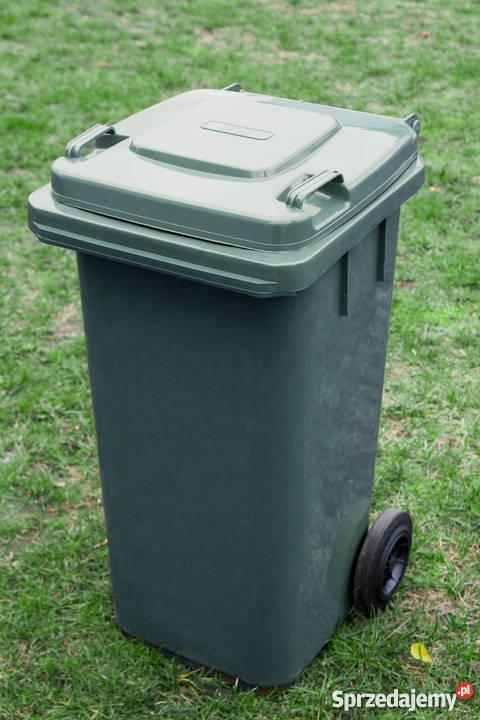 Pojemnik Kosz na śmieci odpady 120L NOWY RÓŻNE