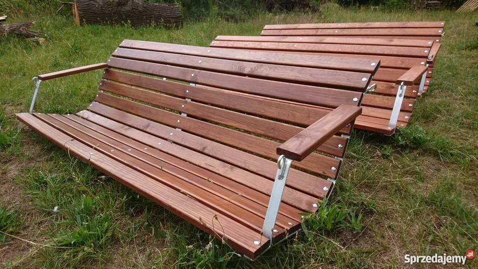 Bujana ławeczka, siedzisko, ławka,huśtawka 1,7m(zmontowana)