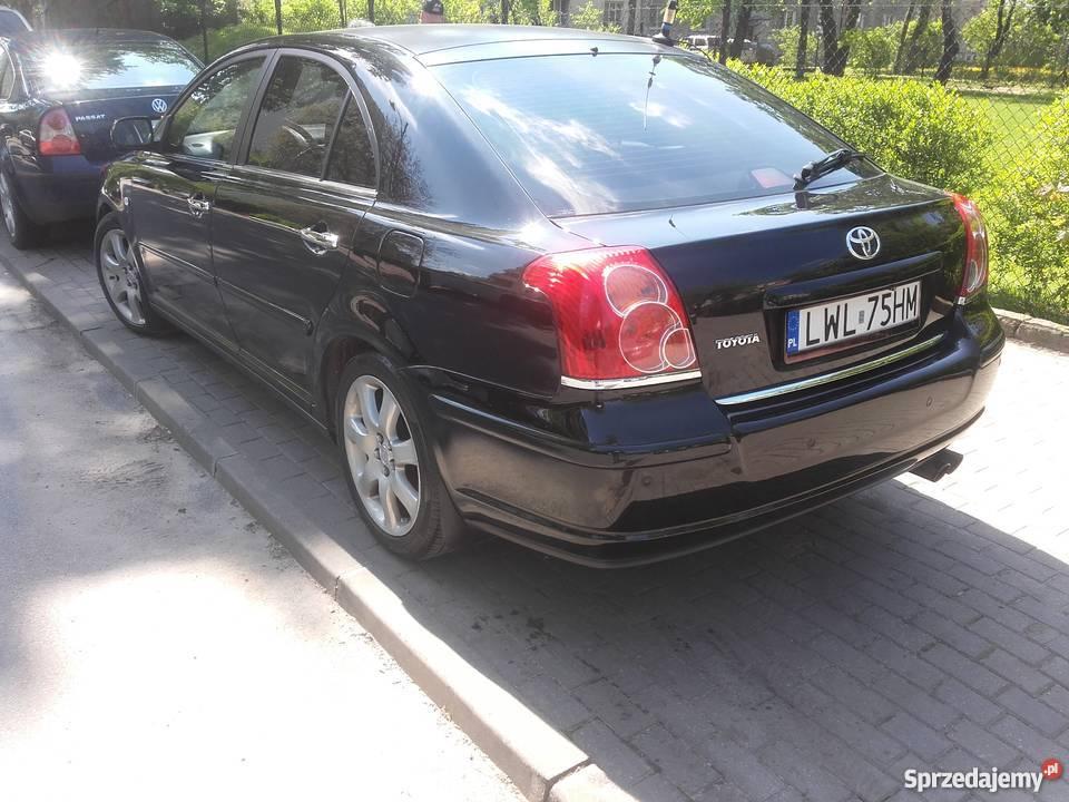 Sprzedam Toyote Avensis T25 Stan Idealny 4/5 Warszawa sprzedam