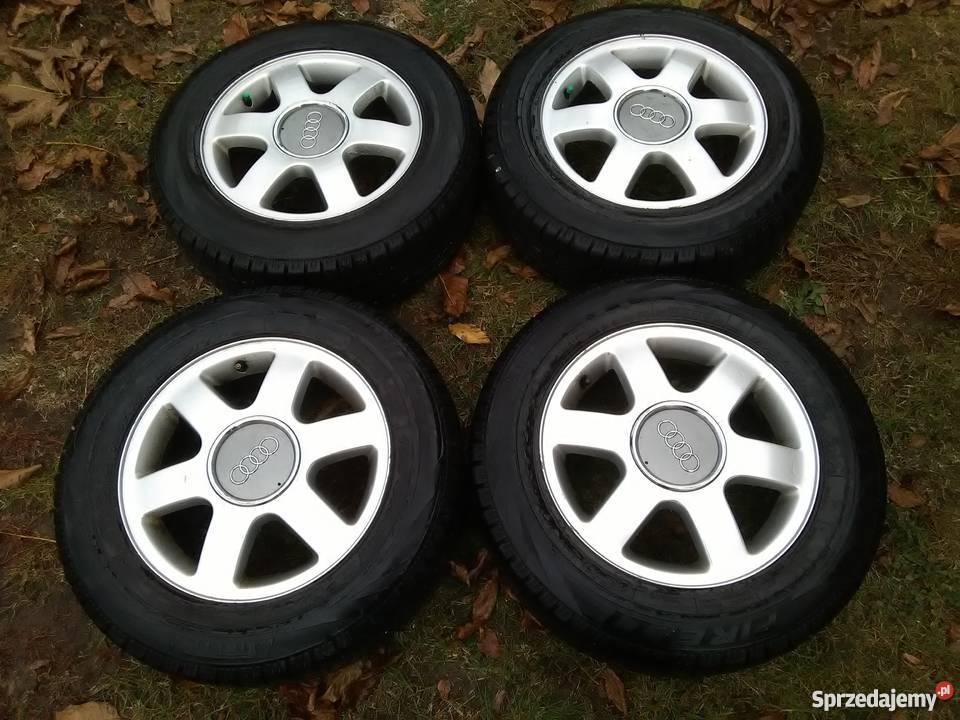 Oryginalne Alufelgi 15 Opony Zimowe Audi A3 Lipsko Sprzedajemypl