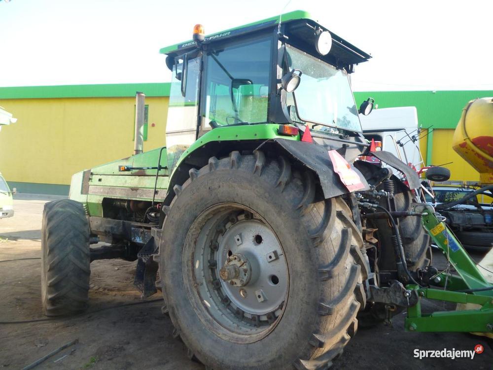 CIĄGNIK ROLNICZY DEUTZ FAHR 831AT 240 do uzgodni Rok produkcji 1994 wielkopolskie Mikstat