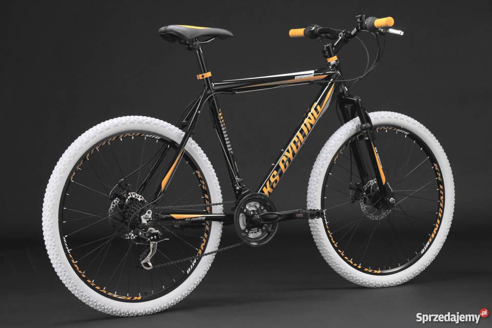 COMPOUND 102M niemiecki rower MTB HARDTAIL ALU zachodniopomorskie Koszalin