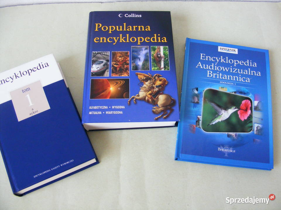 Popularna encyklopedia Collins Encyklopedia Audiowizualna