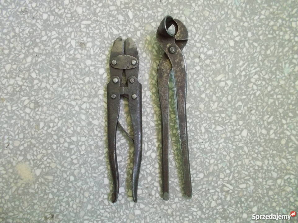 Stare narzędzia