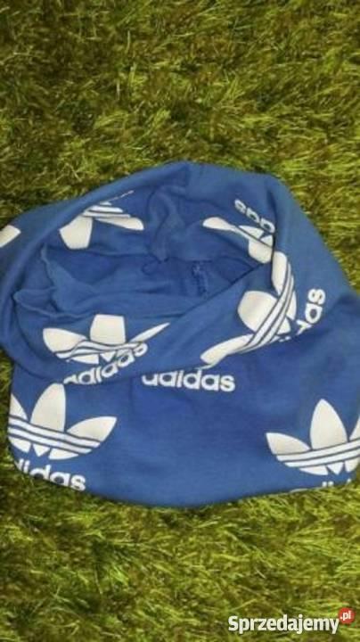 ec58d4438 Komplet czapka plus komin Adidas Łukowica - Sprzedajemy.pl