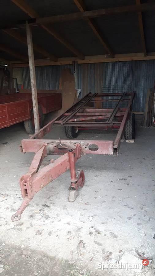 Laweta,platforma, przyczepa sadownicza