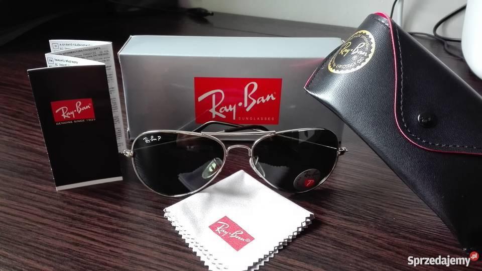 okulary ray ban sklep stacjonarny